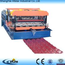 Certificado del CE de la máquina de cortar el azulejo de azotea de Allstar