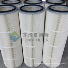 FORST High Efficiency Dust Cylindrical Filter Material Production Cartridge