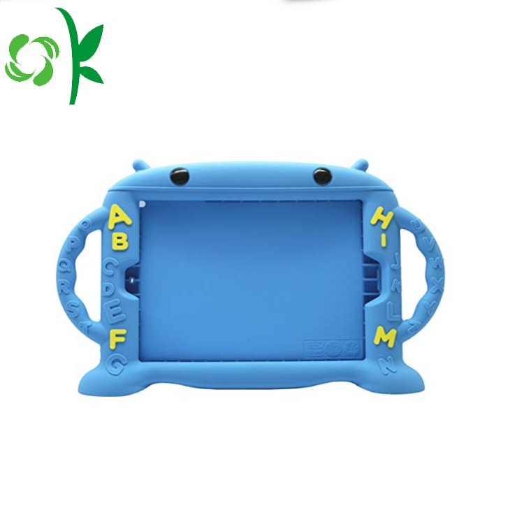 Handheld Silicone Tablet Case