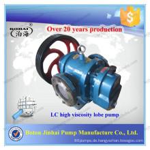 Botou Jinhai LC Bitumenwurzelpumpe mit hoher Viskosität