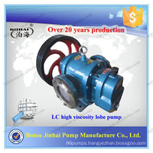 Botou Jinhai LC high viscosity bitumen roots pump