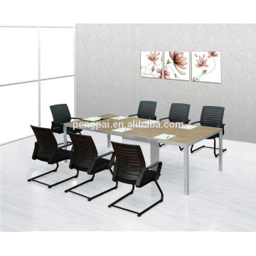 MDF board modern meeting table commercial table conference table