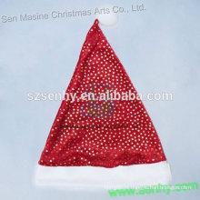Chapéus bonitos do Natal para shopping center