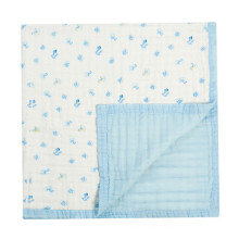 factory supplier muslin fabric cotton blanket