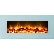wall mounted fireplace heater