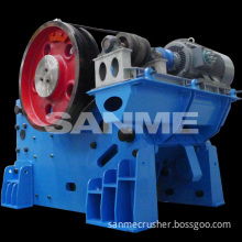 JC jaw crusher for stone production line stone crushing crusher manufacturer in India