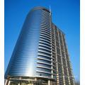 Weitspannige Stahlrahmen-Fertigzwischenwand für Büro / Mall-Gebäude