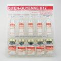 Farmacéutico químico diclofenaco potasio Vitamina B12 inyección