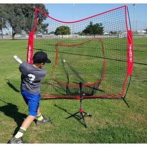 7 x 7 Baseball Softball pratique frapper au bâton formation Net