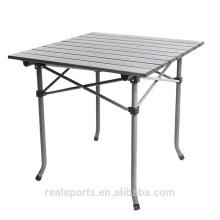 Mesa plegable y silla plegable de alta calidad para actividades al aire libre