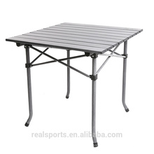 High quality long duration time portable folding table and chair for outdoor activities