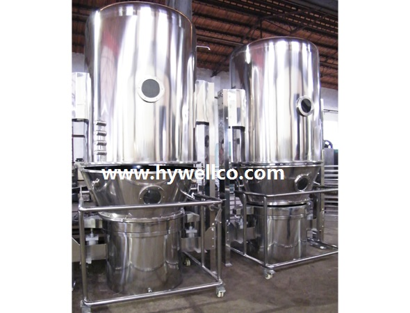 Granule Fluid Bed Dryer Machine