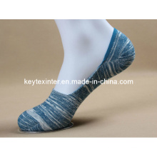 Women′s Cotton Invisible No Show Ankle Socks (WA203)