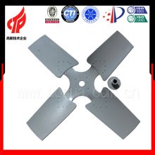 Fixed 1800mm Aluminum 4 blades high speed fan for water cooling tower with low noise