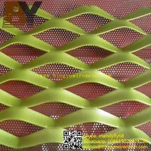 High Quality Powder Coated Aluminium Expanded Metal Panel