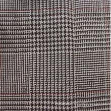 Hemp Yarn Dyed Plaid (QF13-0075)