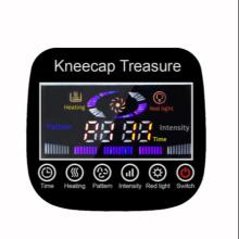 Magnetic vibration heating Electric Knee Massage Machine Knee Warmer Massager Machine