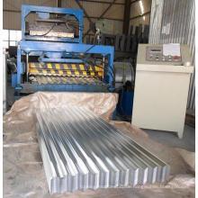 Formmaschine für Wanddachbahnen