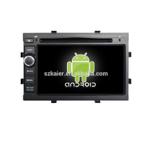 Quad core!car dvd with mirror link/DVR/TPMS/OBD2 for 7inch touch screen quad core 4.4 Android system Chevrolet Cobalt/Spin
