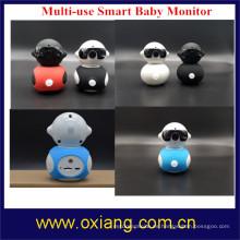 La cámara IP de WiFi P2P Pan IR cortó la cámara de seguridad IP de la red inalámbrica de WiFi del bebé
