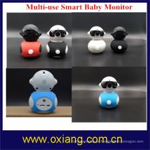 Wi-fi Câmera P2P Pan IR IR Wi-Fi Sem Fio Rede de Segurança IP Câmera Bebê