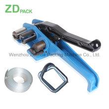 Tensores de correa tejida de poliéster resistente manual (JPQ32)