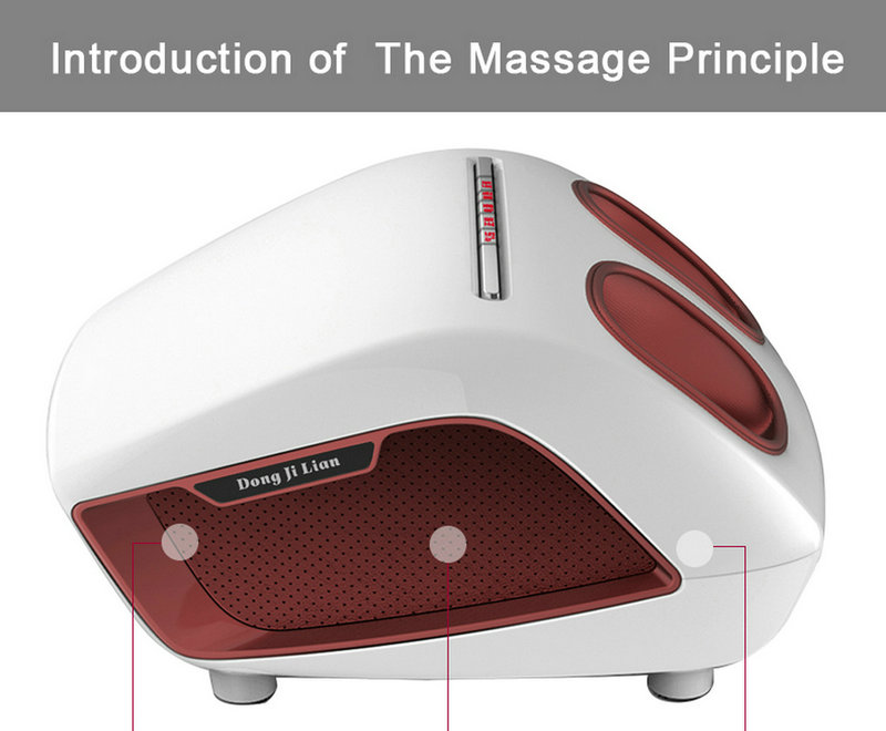 Rolling Foot Massager With Heat