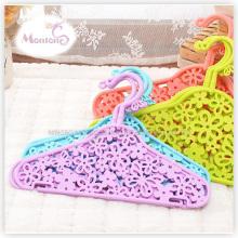 PP пластик Бабочка вешалка для одежды набор из 3 (41*24.5 см)