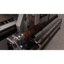 Vente chaude Chine cnc plasma cutter pour le métal et les tuyaux avec axe rotatif