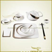 Manchado de cerâmica 12 PCS Crescent Series
