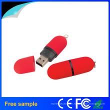 Promotion Lipstick Memory Stick Plastic USB Flash Drive