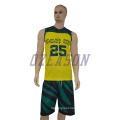 Customized Team Sublimation Basketball Uniform