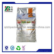 Waterproof Stand up Laminated Cat Litter Packaging Bag