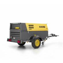 Compresseur compacte d'énergie diesel à économie d'énergie