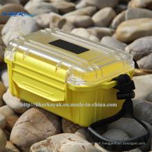 Câmera seca caixa quando caiaque caminhadas barco impermeável caixa / caso (lkb-2020)