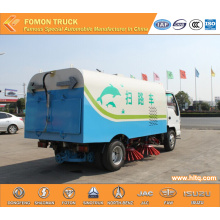 Isuzu 600P 4x2 Pavement Sweeper شاحنة