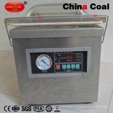 Machine à emballer de vide de nourriture de chambre simple de Dz260d