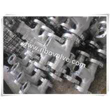 F304 aço inoxidável forja aço Stellite válvula de portão de assento