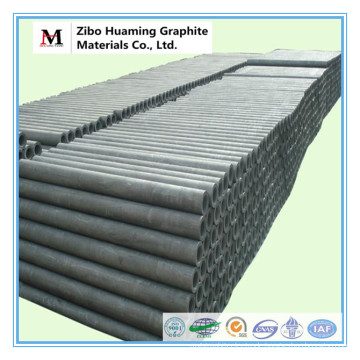 Extruded graphite tube in all size for manufacturers