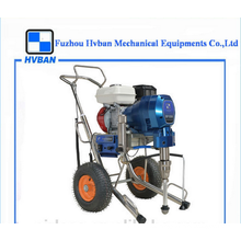Pulverizador sin aire 8.3L / M con fuerte succión