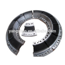 supply DAIHATSU DK-28 genuine parts rubber segment