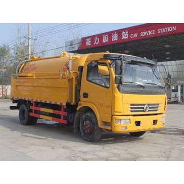 Dongfeng Cleaning Sewage Suction Trucks 8M3