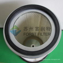 FORST Cellulose Galvanisiertes Filterpatronenelement