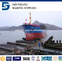 personnaliser le ponton flottant marin utilisé pour le lancement de navire soulevant et salavge