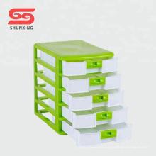 nuevo cajón de almacenamiento plástico a4 para archivado
