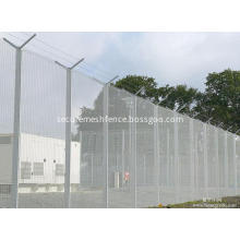 V shape Airport Protecting Fence Panels