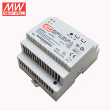 Original MEANWELL 15~100w step phase class 2 din rail power supply 5Vdc 6a UL CE CB DR-60-5