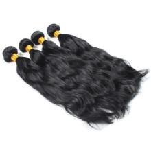 Onda virgem natural brasileira 100% humen cabelo