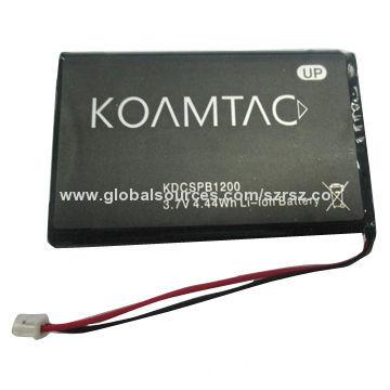 Lithium Ion Battery 37v1200mah Battery Pack Bossgoo