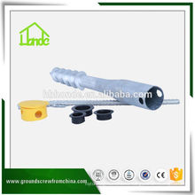 Iso9001 Quality Ensure Ground Screw Anchor